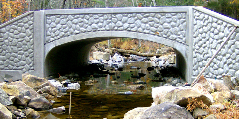 arch-bridges-concrete-Henniker-NH