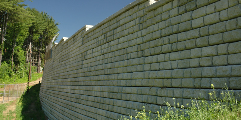 retaining wall NH