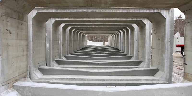 Concrete Baffle Wall Design : Culverts